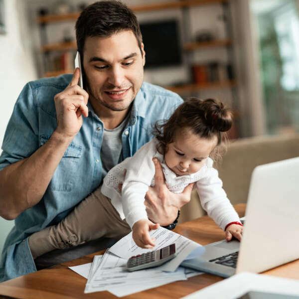 Leer artículo: Maneja el estrés de trabajar desde casa