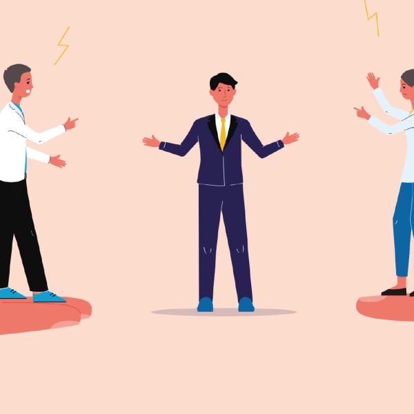 Leer artículo: Conflictos en el área laboral: cómo manejarlos efectivamente
