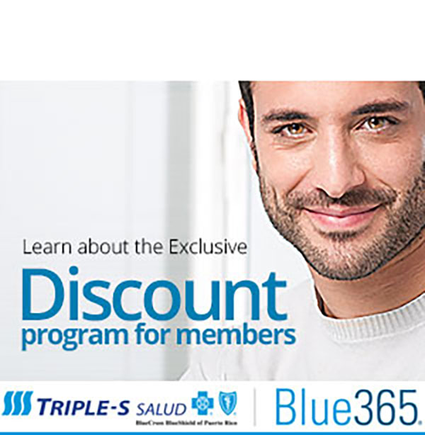 Blue365 Disconts